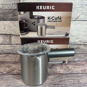 Keurig K Cafe frother cup